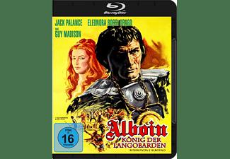 Alboin, König der Langobarden [Blu-ray]