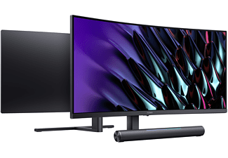 HUAWEI MateView GT ZQE-CAA 34 Zoll UWQHD Monitor (4 ms Reaktionszeit, 165 Hz)