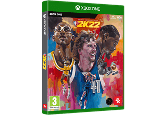 NBA 2K22 Legend Edition - [Xbox One]