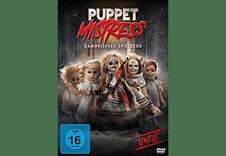 Puppet Mistress - Dämonisches Spielzeug [DVD]