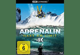 Adrenalin-Hart am Limit [4K Ultra HD Blu-ray]