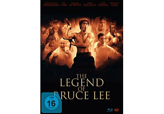 The Legend of Bruce Lee [Blu-ray + DVD]