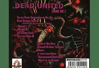 Dead United - FIEND NO.1  - (CD)