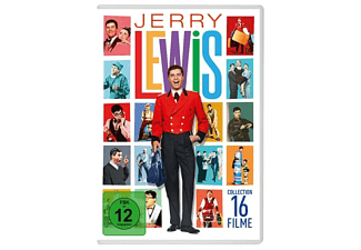 Jerry Lewis 16 Film Collection [DVD]