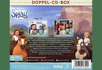 Spirit - Folge 23 und 24 [CD]