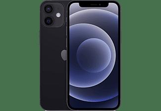 "Apple iPhone 12 mini, Negro, 64 GB, 5G, 5.4"" OLED Super Retina XDR, Chip A14 Bionic, iOS"