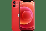 "Apple iPhone 12 mini, Rojo, 128 GB, 5G, 5.4"" OLED Super Retina XDR, Chip A14 Bionic, iOS, (PRODUCT)RED™"