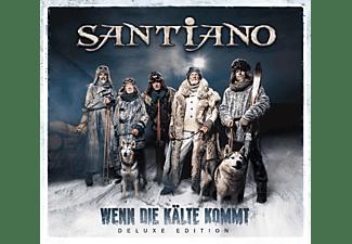 Santiano - Wenn Die Kälte Kommt (Deluxe Edition)  - (CD)