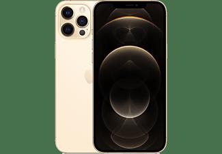 "Apple iPhone 12 Pro Max, Oro, 256 GB, 5G, 6.7"" OLED Super Retina XDR, Chip A14 Bionic, iOS"