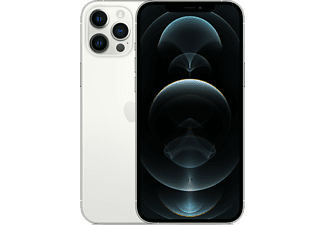 "Apple iPhone 12 Pro Max, Plata, 512 GB, 5G, 6.7"" OLED Super Retina XDR, Chip A14 Bionic, iOS"