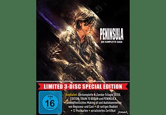 Peninsula-Die Komplette Saga Ltd.Special Edition [Blu-ray]