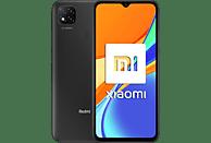 """Móvil - Xiaomi Redmi 9C, Negro, 128 GB, 4 GB RAM, 6.53"""" HD+, MediaTek Helio G35, 5000 mAh, Android"""