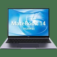 "Portátil - Huawei MateBook 14, 14"" FullView 2160x1440, AMD Ryzen™ 7 4800H, 16 GB, 512 GB, Windows 10, Gris"