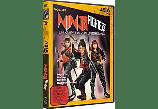 Ninja Fighters [DVD]