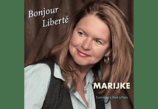 Marijke - Bonjour Liberté [CD]