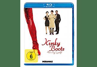 Kinky Boots-Man(n) trägt Stiefel [Blu-ray]