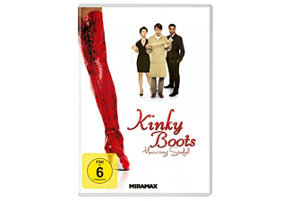 Kinky Boots-Man(n) trägt Stiefel [DVD]