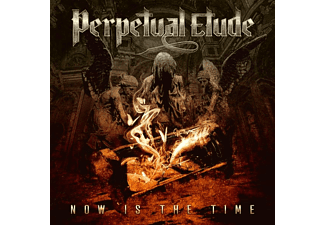 Perpetual Etude - Now Is The Time [CD]