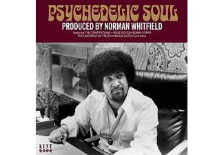 VARIOUS - Psychedelic Soul-Produced By Norman Whitfield [CD]