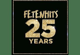 VARIOUS - Fetenhits-25 Years [CD]