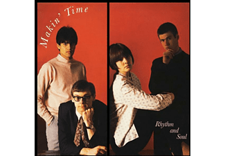 Makin' Time - Rhythm and Soul [CD]