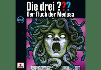 Die Drei ??? - Folge 213: Der Fluch der Medusa [CD]