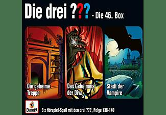 Die Drei ??? - 046/3er Box (Folgen 138,139,140) [CD]