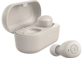 YAMAHA TW-E3B, In-ear Kopfhörer Bluetooth Grau