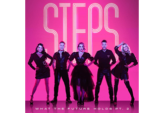 Steps - What the Future Holds Pt.2 [CD]