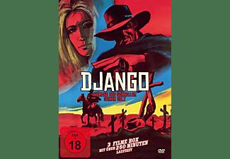 Django - niemand zog schneller seinen Colt [DVD]