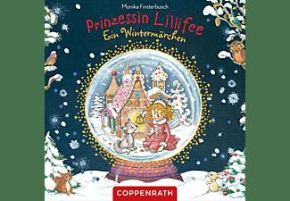 Prinzessin Lillifee - Prinzessin Lillifee-Ein Wintermärchen [CD]