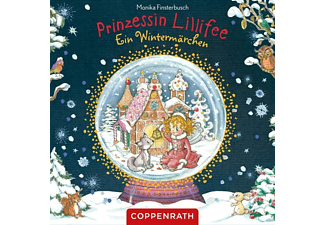 Prinzessin Lillifee - Prinzessin Lillifee-Ein Wintermärchen  - (CD)
