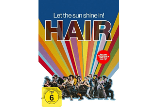 Hair-Limited Mediabook (Blu-ray+DVD+Soundtra  - (Blu-ray)