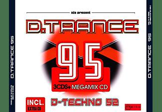 VARIOUS - D.Trance 95 (Incl.d-Techno 52) [CD]