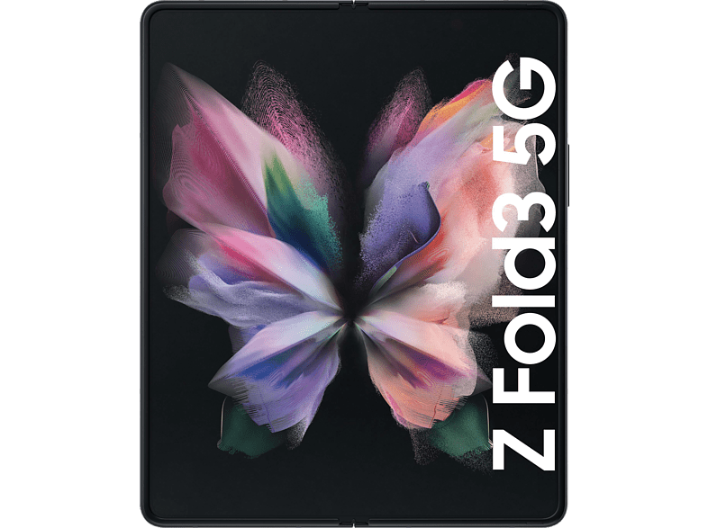 SAMSUNG Galaxy Z Fold3 5G 256 GB Phantom Black Dual SIM