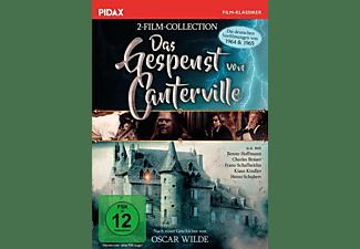 Das Gespenst von Canterville-2-Film-Collection [DVD]