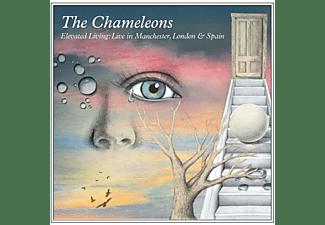 The Chameleons - Elevated Living-Live (2CD+DVD Digipak) [CD + DVD Video]