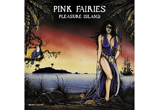 Pink Fairies - Pleasure Island [CD]