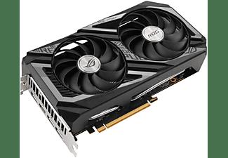 ASUS Radeon™ ROG STRIX RX 6600 XT O8G GAMING (90YV0GN0-M0NA00) (AMD, Grafikkarte)
