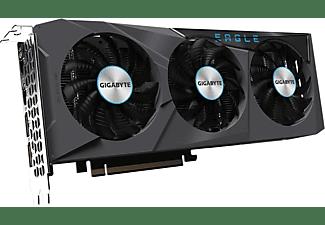 GIGABYTE Radeon™ RX 6600 XT EAGLE 8GB (GV-R66XTEAGLE-8GD) (AMD, Grafikkarte)