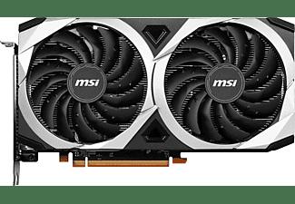 MSI Radeon™ RX 6600 XT MECH 2X 8G OC (V502-004R) (AMD, Grafikkarte)