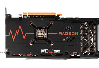 SAPPHIRE Radeon™ PULSE RX 6600 XT OC 8GB (11309-03-20G) (AMD, Grafikkarte)