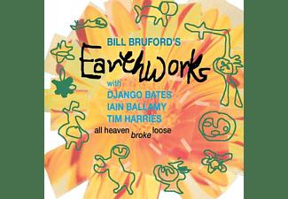 Bill's Earthworks Bruford - All Heaven Broke Loose [CD]