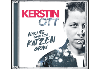 Kerstin Ott - Nachts Sind Alle Katzen Grau [CD]