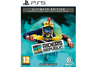 Riders Republic Ultimate Edition - [PlayStation 5]