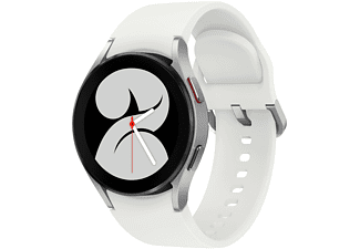 "Smartwatch - Samsung Watch 4 LTE, 40 mm, 1.2"", 4G LTE, Exynos W920, 16 GB, 240 mAh, IP68, Silver"