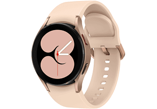 "Smartwatch - Samsung Watch 4 BT, 40 mm, 1.2"", Exynos W920, 16 GB, 240 mAh, IP68, Gold"