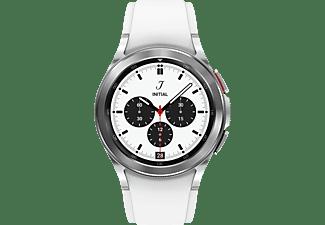 "Smartwatch - Samsung Watch 4 Classic LTE, 42 mm,  1.2"", 4G LTE, Exynos W920, 16 GB, 240 mAh, IP68, Silver"