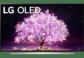 LG OLED55C16LA OLED TV (Flat, 55 Zoll / 139 cm, UHD 4K, SMART TV, webOS 6.0 mit LG ThinQ)