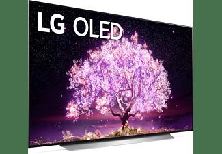 LG OLED65C16LA OLED TV (Flat, 65 Zoll / 164 cm, UHD 4K, SMART TV, webOS 6.0 mit LG ThinQ)